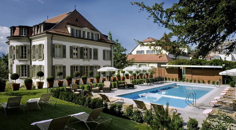 Foyer Home Chez Nous Lausanne : Hôtel étoiles sur le lac de genève à lausanne avec