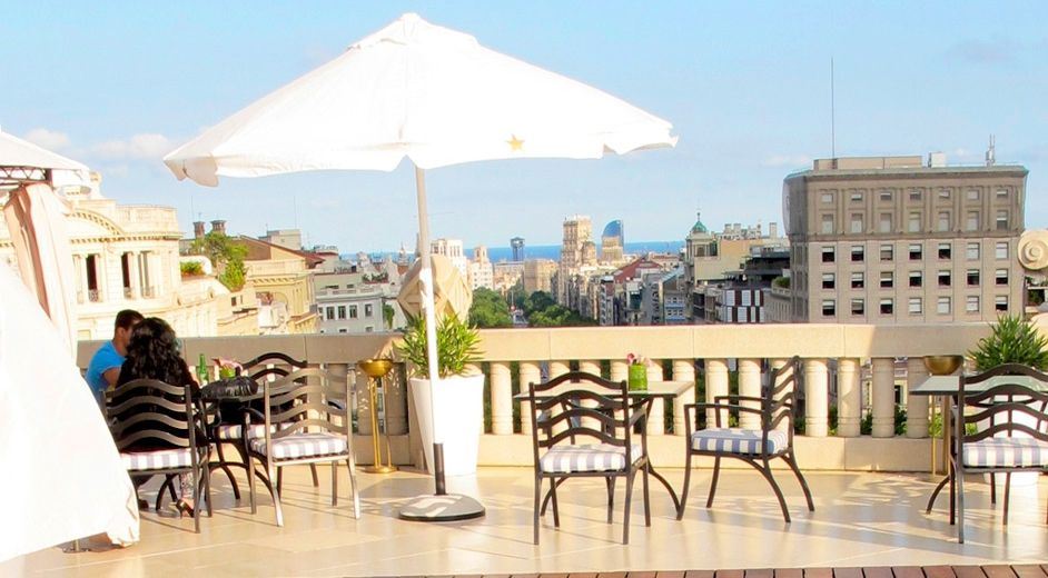 Best Rooftop Bars In Barcelona For A Scenic Drink