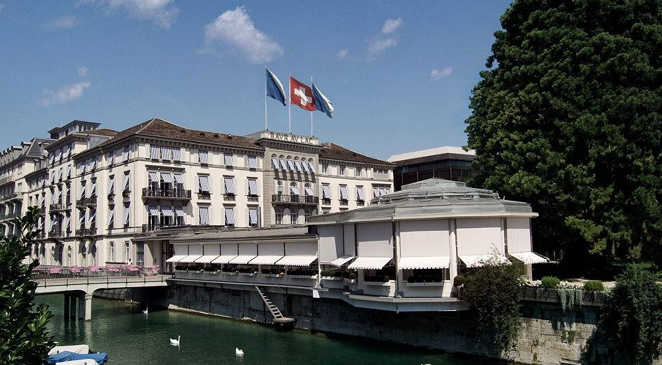 Five Star Hotels In Zurich Switzerland