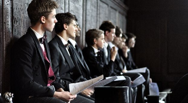 Do you have to get into a private school?