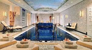 Chic Spa Hotel In Berlin Ritz Carlton Hotel