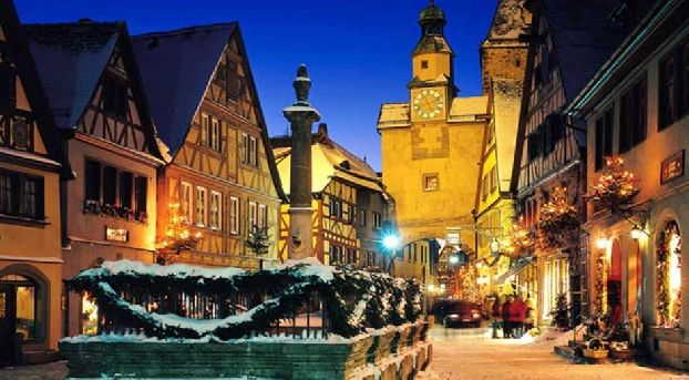 Europe's best Christmas markets 2014