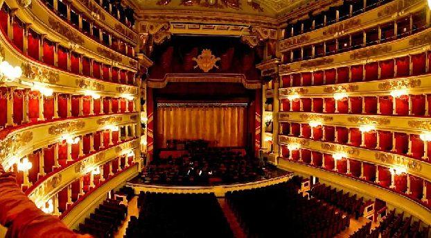 La Scala Opera House Milan Tours