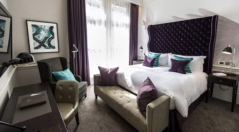 Five star boutique hotel in london city centre with great for Great boutique hotels