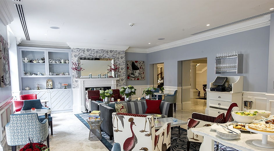 Five star boutique hotel in london city centre with great for Five star boutique