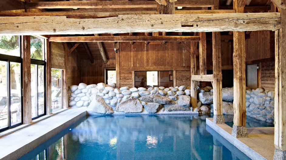 les fermes de marie spa meg ve an alpine oasis for body soul. Black Bedroom Furniture Sets. Home Design Ideas