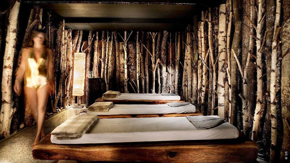 Les fermes de marie spa meg ve an alpine oasis for body for Hotel design spa france