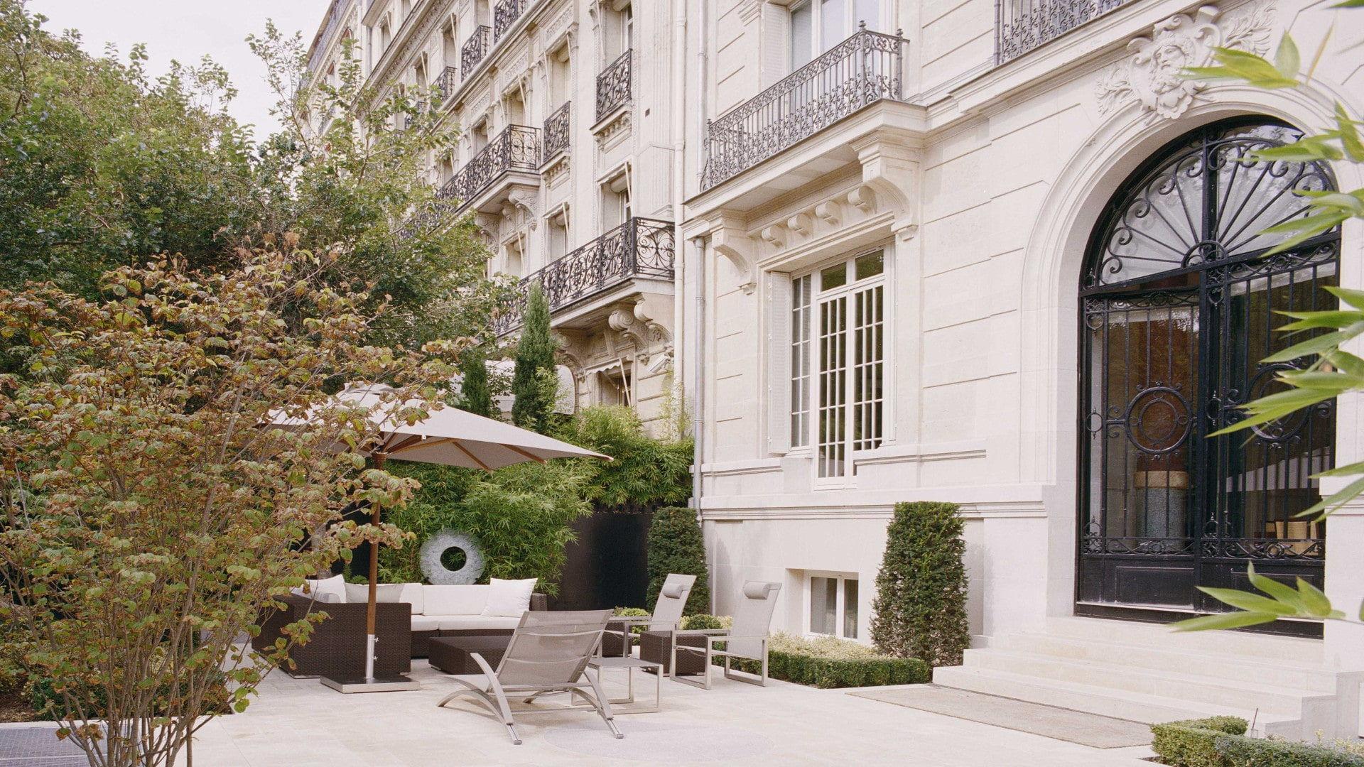 luxus appartement in paris passy. Black Bedroom Furniture Sets. Home Design Ideas