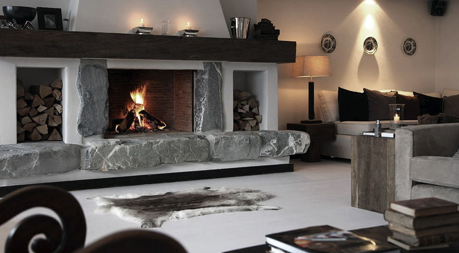 Luxury Catered Ski Chalet In Gstaad