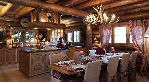 Tolles Luxus-Ferienhaus in Davos, Schweiz