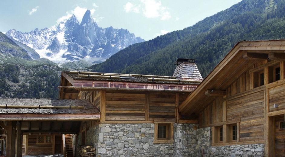 magnifique chalet 224 louer 224 chamonix avec vues sur le mont blanc