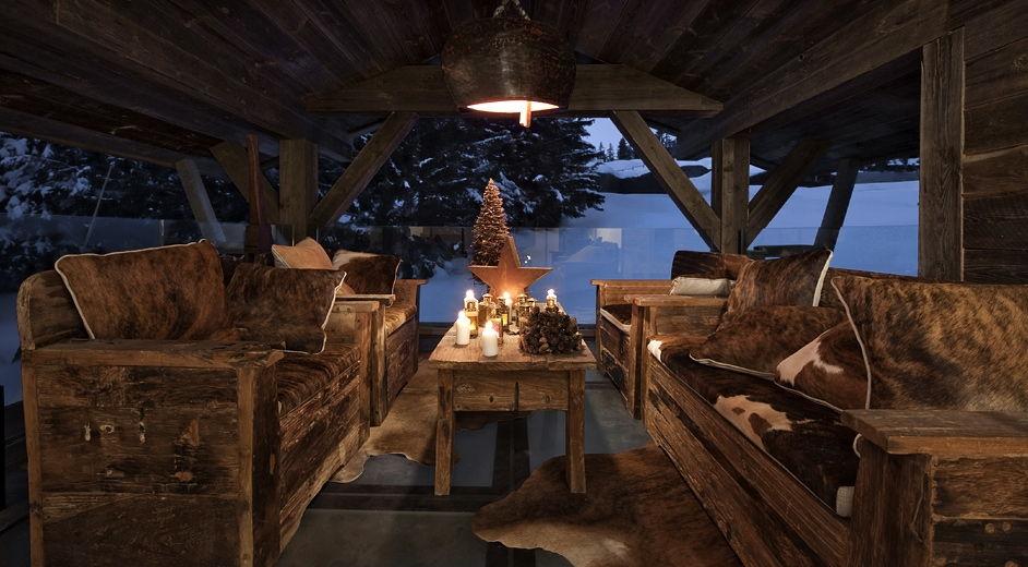 Grosses luxus haus in crans montana mieten chalet seven for Luxus innenausstattung haus