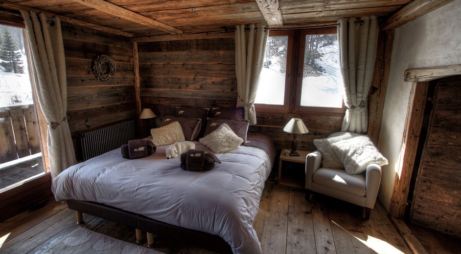 family chalet rental near the slopes in the ski resorts of m 233 ribel