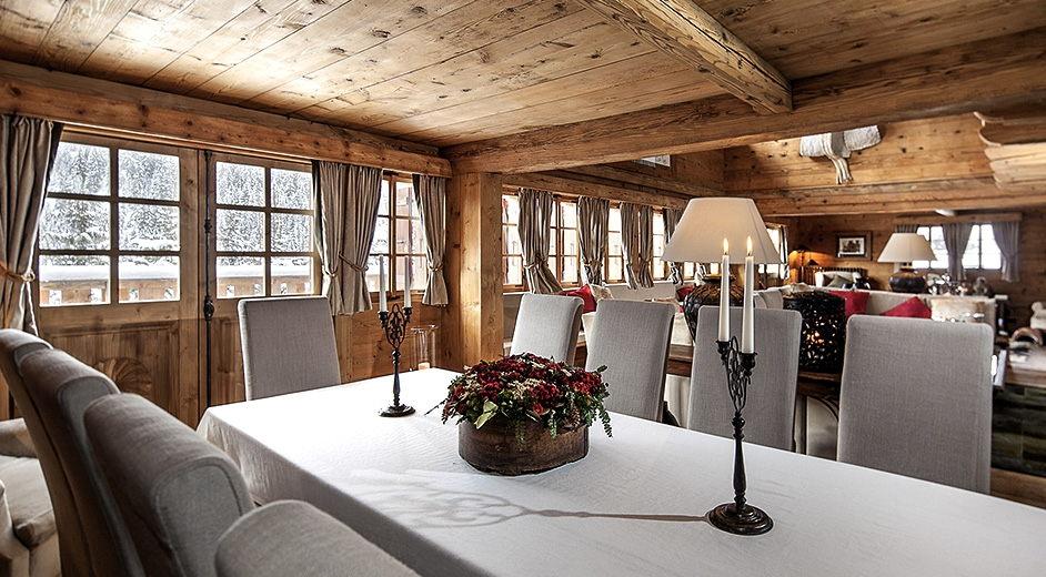 five ski lodge rental in the m 233 ribel ski resort sleeps 10