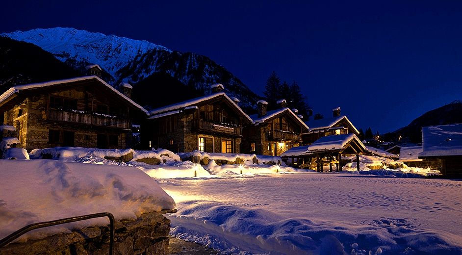 Catered Ski Accommodation Close To The Slopes In Courmayeur