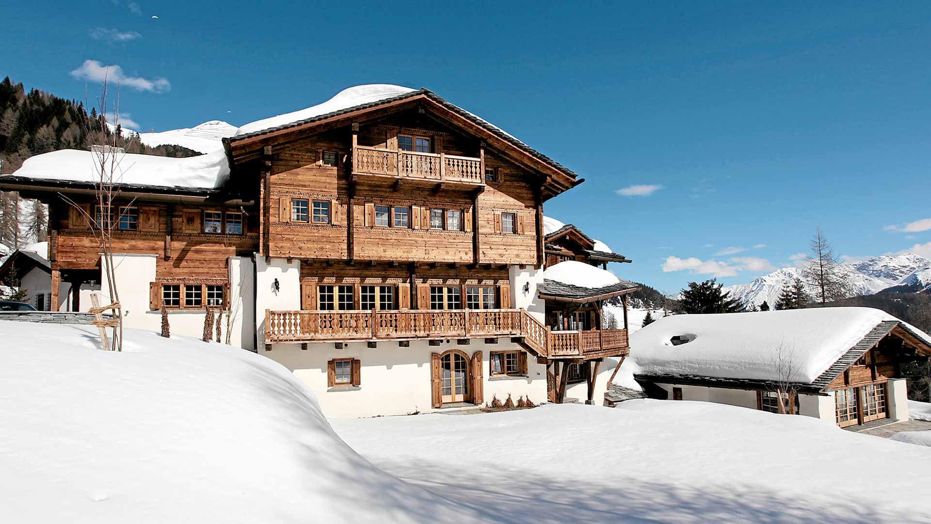 chalet de ski de luxe 224 louer 224 davos couchage jusqu 224 16 personnes