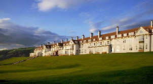 5 Star Golf Resort In Perthshire With Spa The Gleneagles Hotel