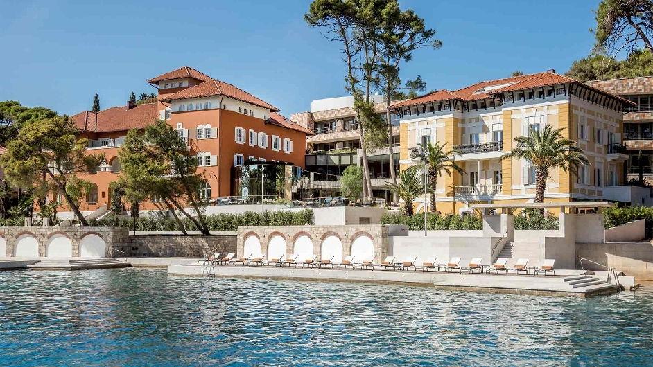 Boutique hotel alhambra luxe et spa l 39 ouest de la croatie for Boutique hotel le havre