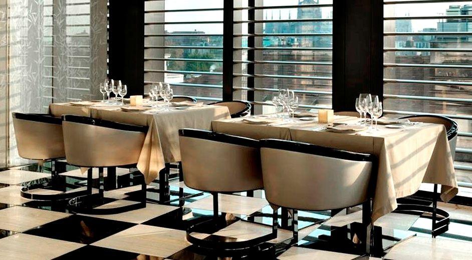 H tel 5 toiles de luxe quartier de la mode milan for Milano hotel design