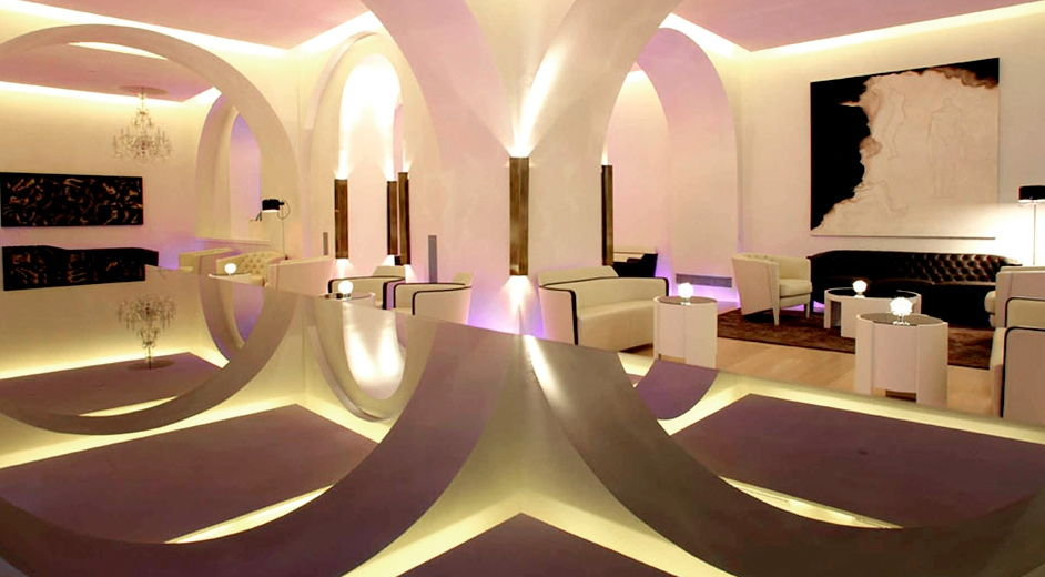 Luxury boutique hotel in barcelona with 2 michelin star for Boutique hotel barcelone