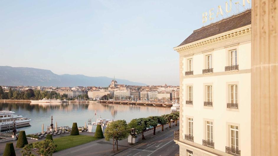 Отели в Женеве