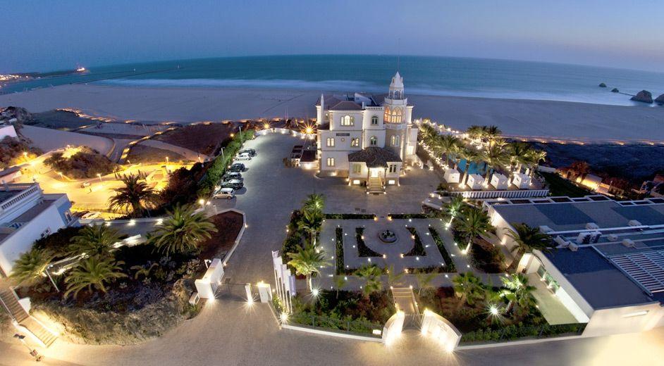 Five star hotel in portimao with private beach access for Hotel luxury algarve