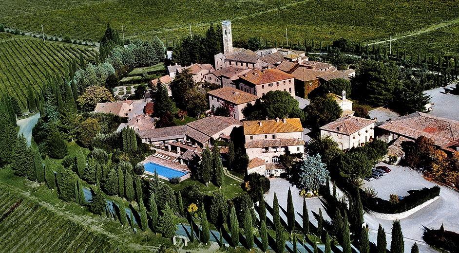 Luxury Hotels Near Siena Italy