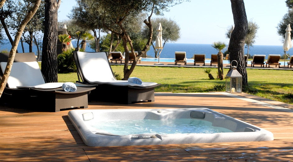 Luxus wellness hotel in mallorca hotel can simoneta for Amenajari piscine exterioare