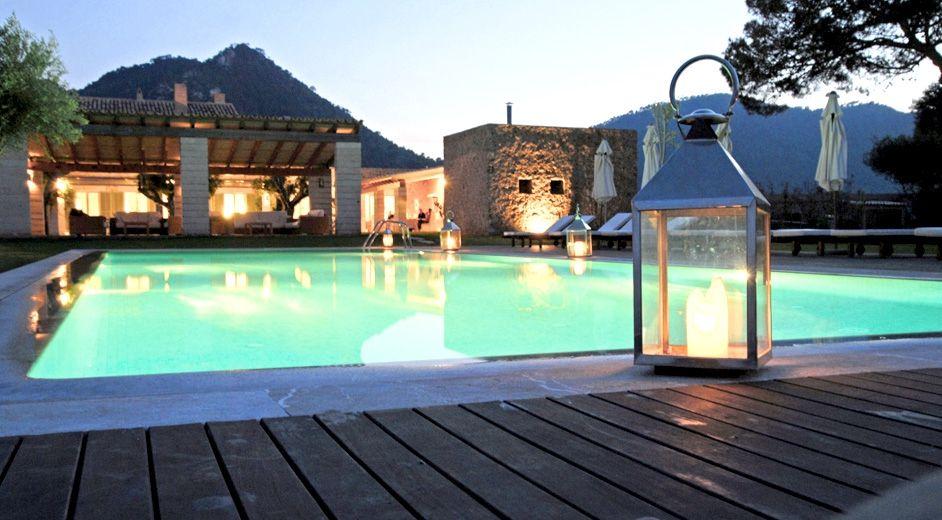 North Majorca 5 Star Hotel Near Golf Can Simoneta