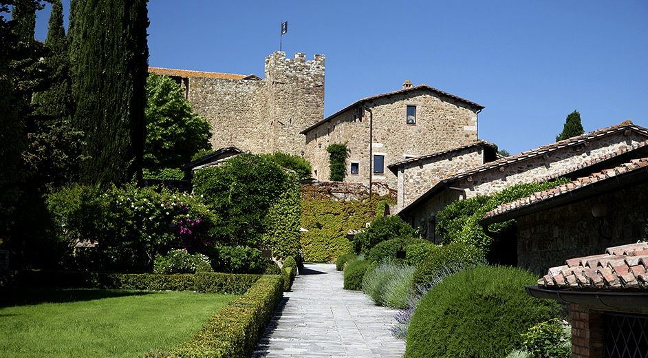 Luxury boutique hotel in tuscany with cooking classes near for Exclusive luxury hotels