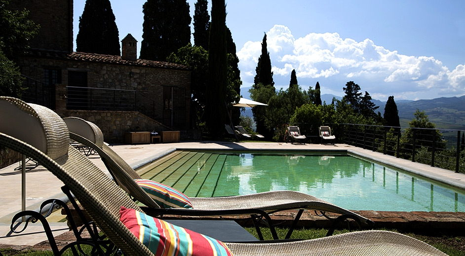 Luxury Boutique Hotel In Tuscany With Cooking Classes Near Siena