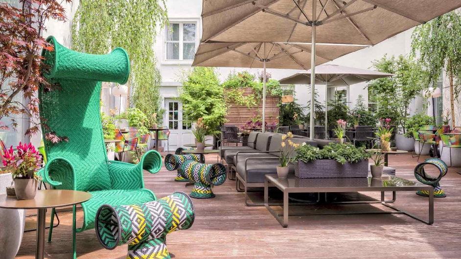 Das stue spa: entspannung mitten in berlin