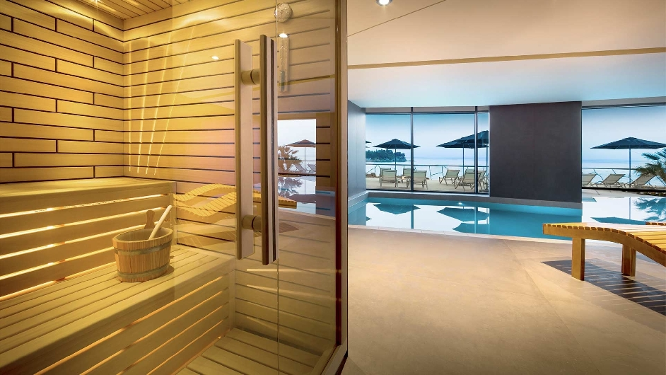 Opatija spa resort with private beach design hotel navis for Hotel design europe
