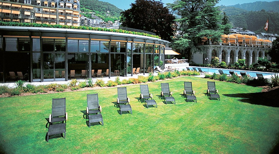 Hotel Am Genfer See
