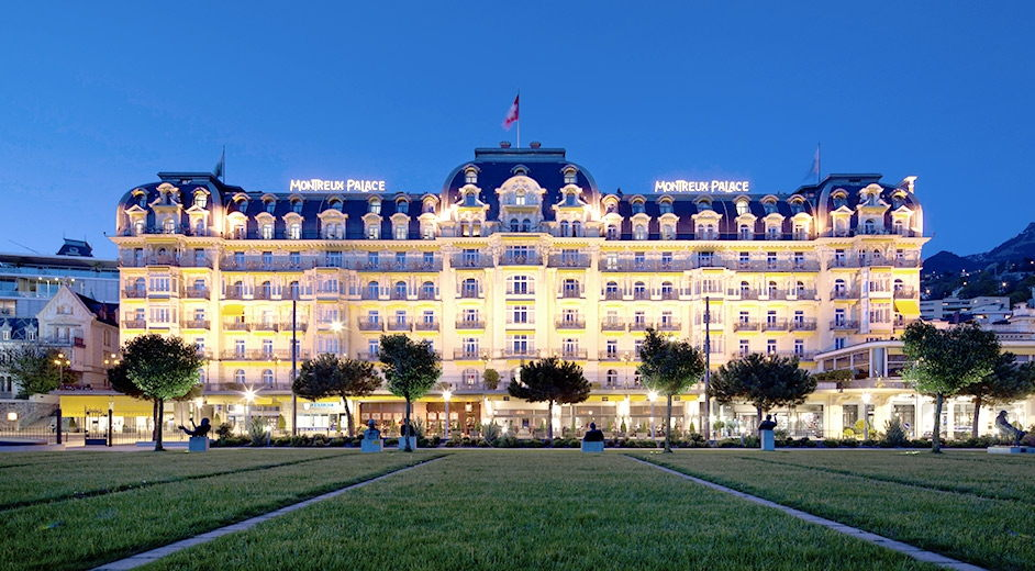 Luxury Hotels Lausanne