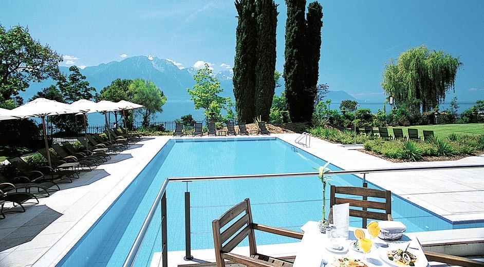 Hotel  Etoiles Montreux