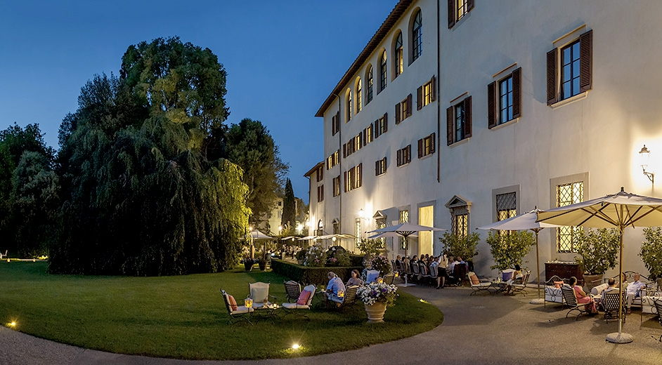 Romantic luxury hotel in florence with parking and gourmet dining for 5 star hotels in florence with swimming pool