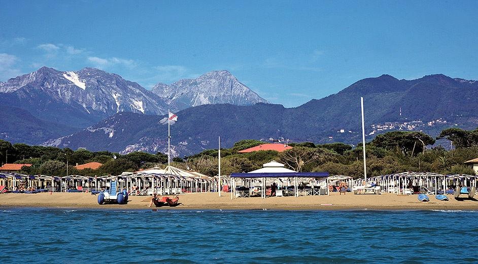 Northern Italy Beach Resorts