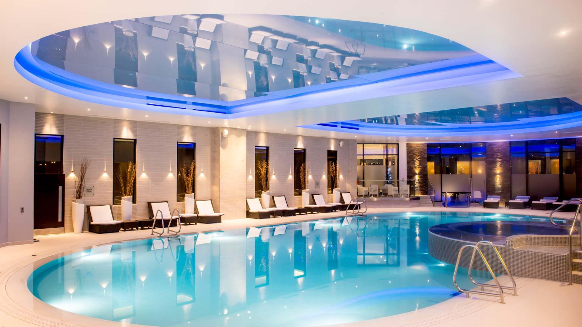 Wellness in england die 13 sch nsten hotels for Hotel spa 13