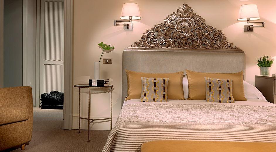 h tels de luxe romantiques au centre de rome l 39 historique h tel de russie. Black Bedroom Furniture Sets. Home Design Ideas