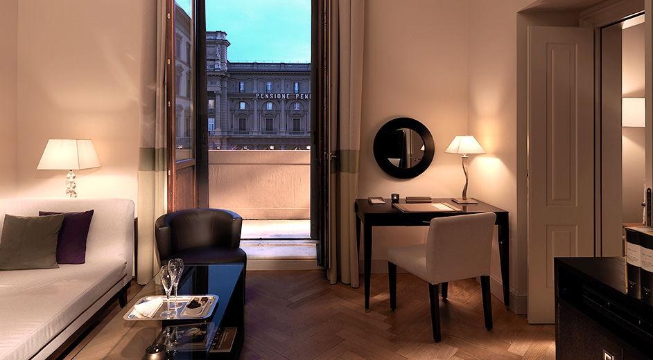 Hotel Savoy Florence Italie