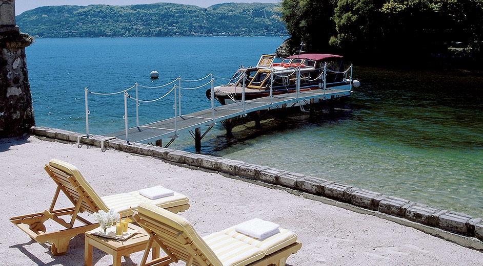 Luxus Hotel Am Lago Maggiore Mit Seeblick Grand Hotel