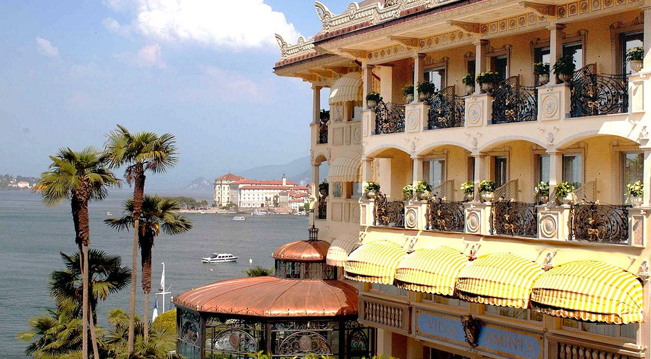 Hotel Lago Maggiore  Sterne