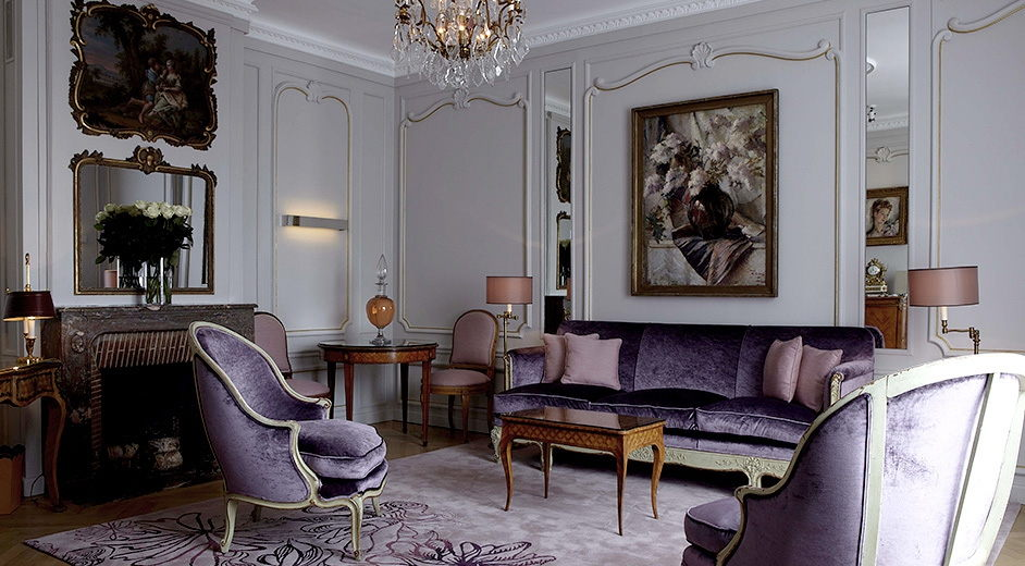 H tel lancaster luxury hotel in paris with 1 michelin star for Luxury hotels paris france