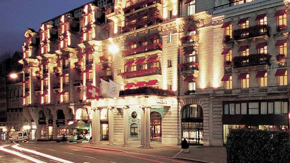 lausanne city hotel: