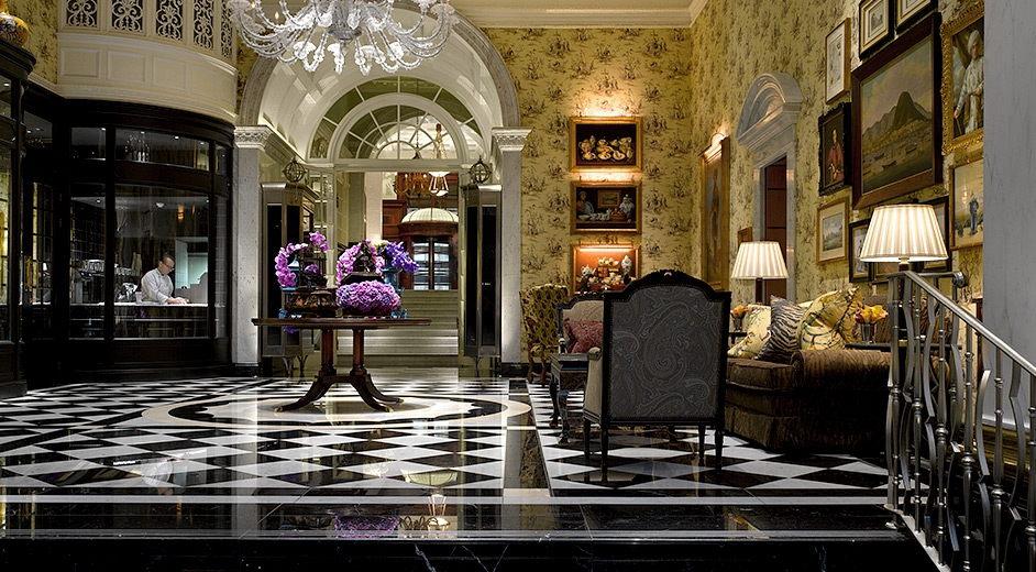 London Restaurants Near The Savoy