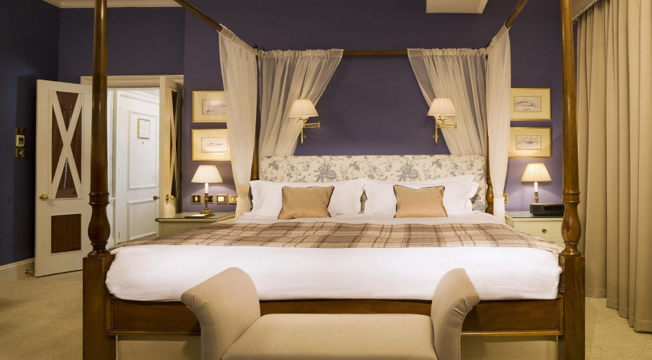 Exclusive luxury boutique hotel in central london near st for Exclusive luxury hotels