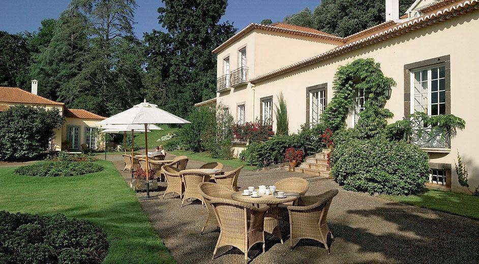 Star Luxury Hotels In Madeira