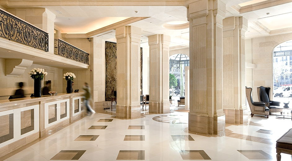 Rooms: Luxury Spa Hotel In Barcelona City Centre