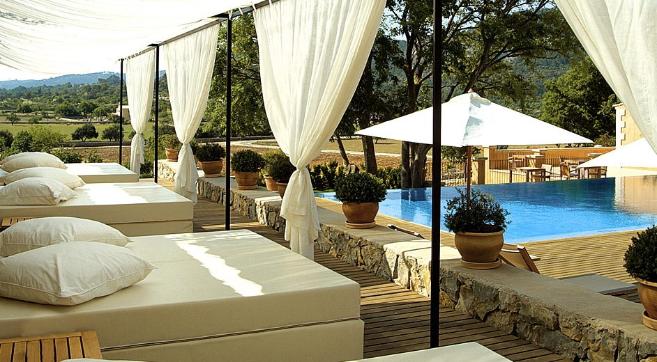 5 Star Boutique Hotel With Pool And Spa In Majorca Near